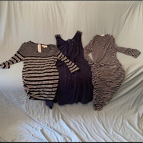 MATERNITY BUNDLE 💙 Adorable dresses!